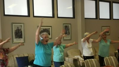 The secret is preventing dementia is exercise, exercise, exercise