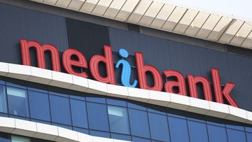Health insurer Medibank's shares have fallen after the cost of hospital visits rose.