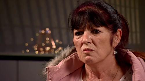 """Kume's mum Shayle Harris said Valusaga needed to be """"put away""""."""