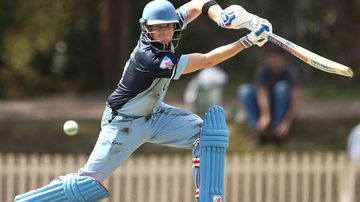 Smith impresses with the bat for Sutherland