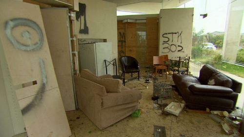One of the gangs is believed to be behind the recent destruction of a community centre in Melbourne.