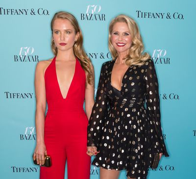 <p>Now: Christie Brinkley and daughter Sailor Lee Brinkley-Cook at the Harper's BAZAAR 150th Anniversary Event in April 2017, in New York City.</p>