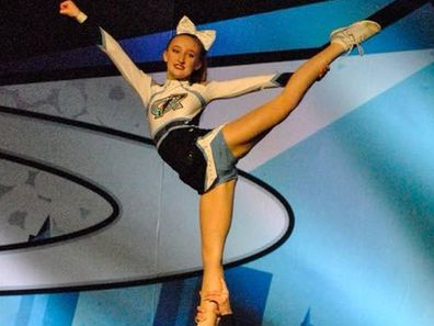 """""""one of the school's most gifted cheerleaders, who was also an excellent student and popular among her peers."""""""
