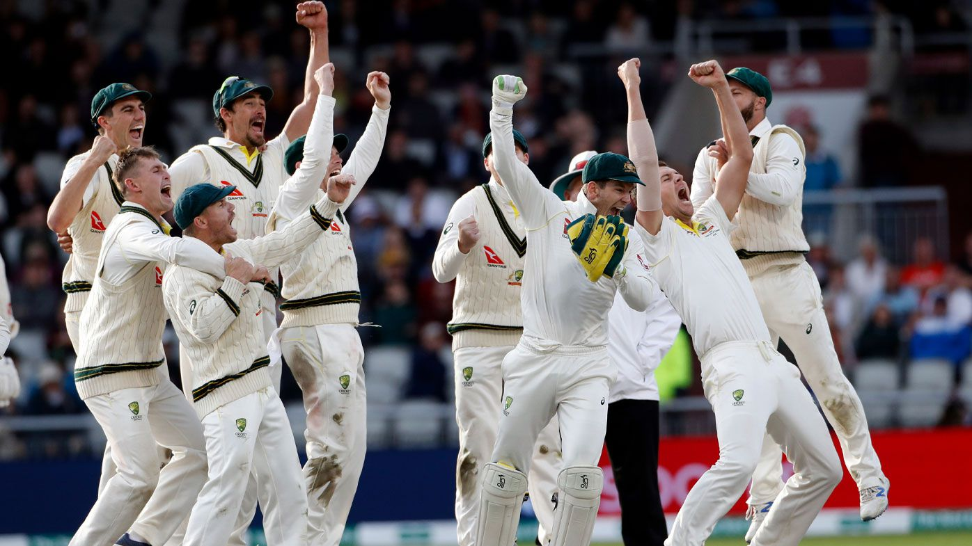 Australia retain the Ashes.