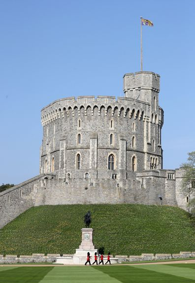 Windsor Castle Inner Hall open to public after Queen Victoria closed it