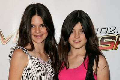 "We call this ""Kendall and Kylie: The Early Years""."