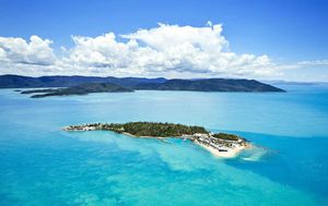 Forget Bali or Thailand, flights to the Whitsundays from Brisbane have been added for $99