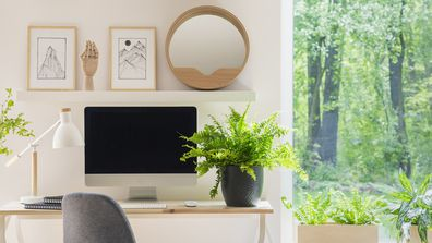 Practical tips for creating a home office