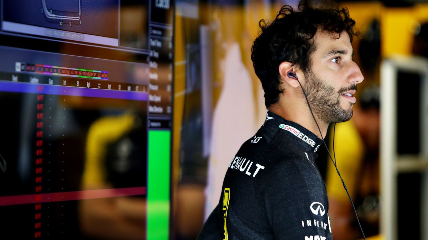 $78m Australian F1 star Daniel Ricciardo will take pay cut, says Renault boss