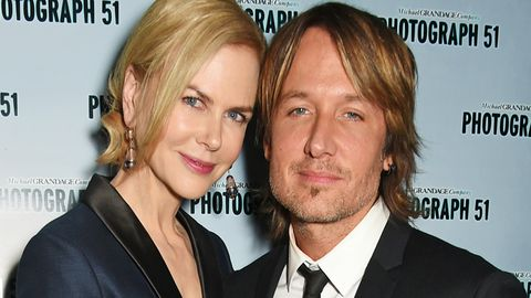 Rumour of the day: Keith Urban\'s lush locks are a wig...or hair ...