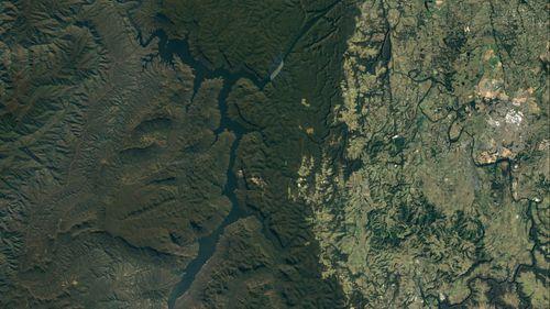 Warragamba Dam is at 79% of capacity