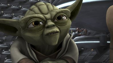 Tom Kane was the voice behind Yoda in Star Wars: The Clone Wars.