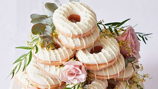 Krispy Kreme's The Wedding Dozen $39 - minimum order 3 dozen