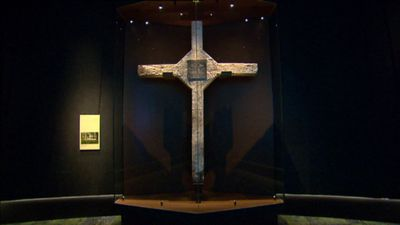 Long Tan Cross from the Vietnam War finds its home in Canberra