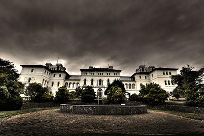 <strong>Aradale Lunatic Asylum in Ararat, Victoria</strong>
