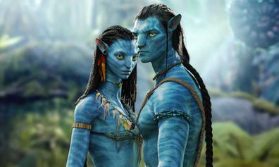 The 2009 film 'Avatar' starred Aussie actor Sam Worthington and Zoe Saldana