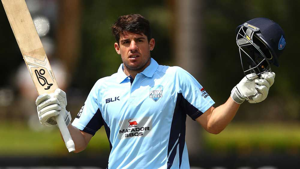 Lyon, Henriques deliver NSW one-day title