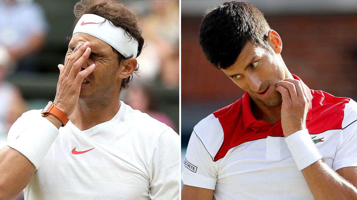 Tennis: Rafael Nadal and Novak Djokovic defend Saudi Arabia exhibition
