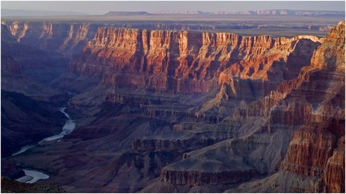 An Australian man has drowned while swimming at the Grand Canyon.