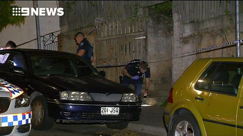 The man was shot in the leg and is undergoing surgery today. (9NEWS)