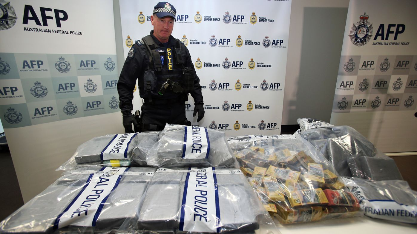 Australia has the second most expensive cocaine in the world
