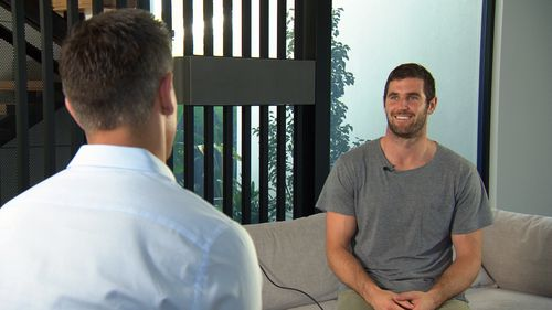 Matthew Pavlich sat down with Jack Darling.