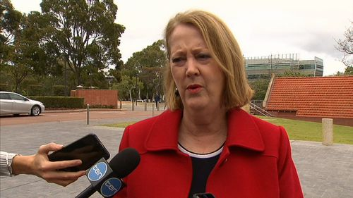 WA Police Minister Michelle Roberts said she's never heard of anything like it before.