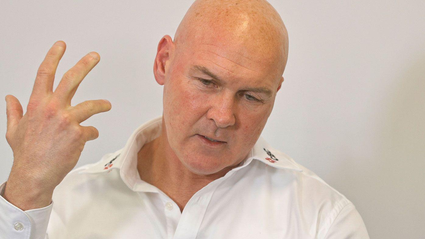 Paul McGregor has taken aim at Paul Vaughan over his COVID breach. (Getty)