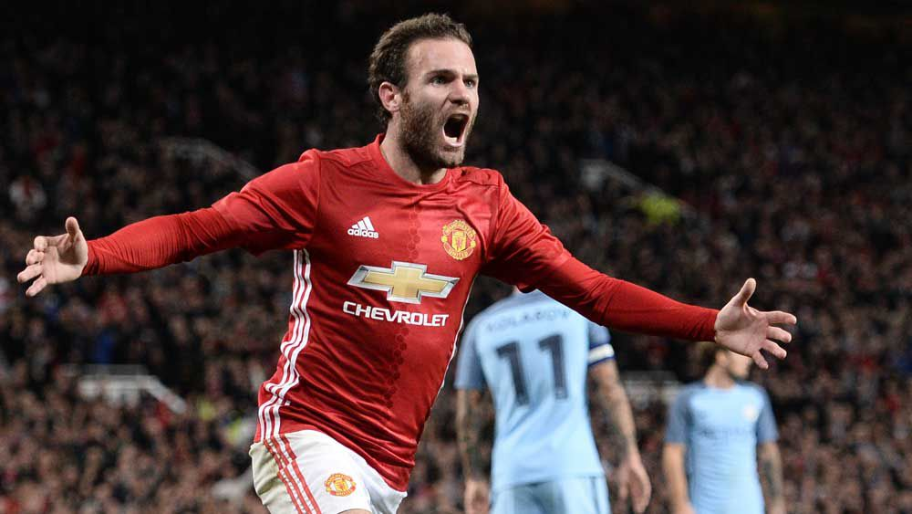 Man United edge out City in League Cup