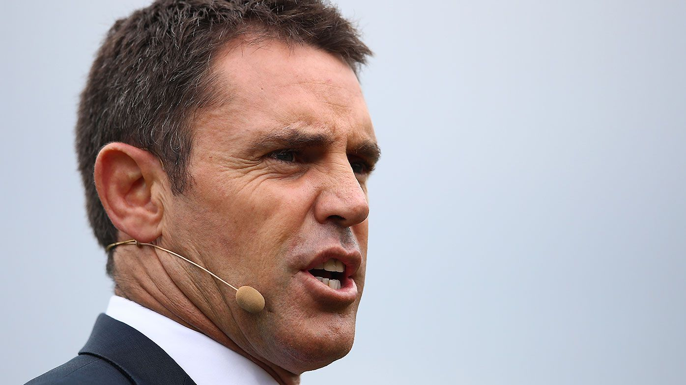 Brad Fittler hits out critics attempting to stop the NRL from resuming