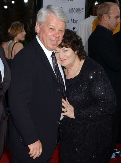 Russell Crowe's dad and mum during Cinderella Man Los Angeles Premiere in 2005.