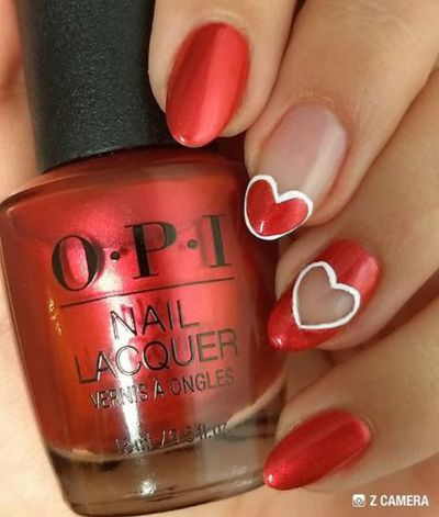 Cupid-inspired cuticles