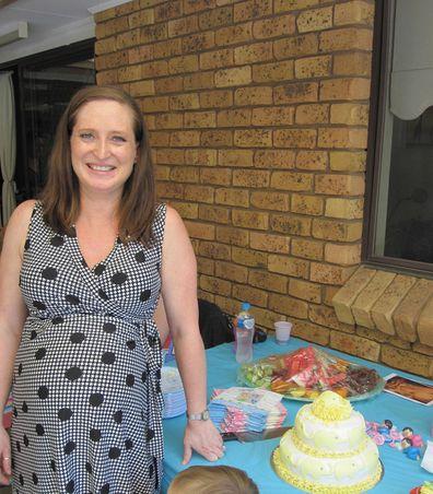 Eleni cancer Chris O'Brien Lifehouse pregnant