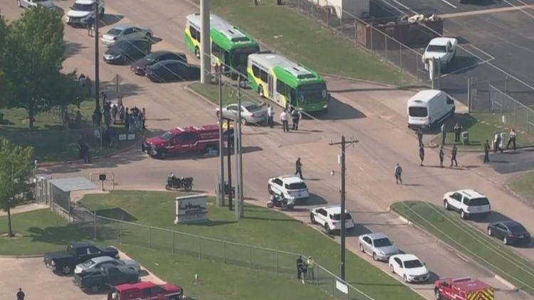 Police say multiple people hurt in shooting in Bryan, Texas