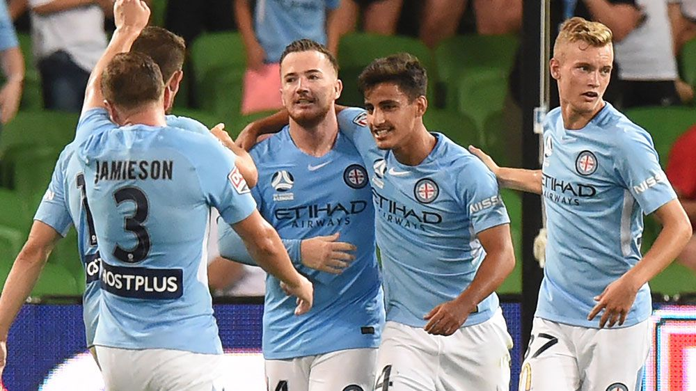 Arzani's A-League magic works for City