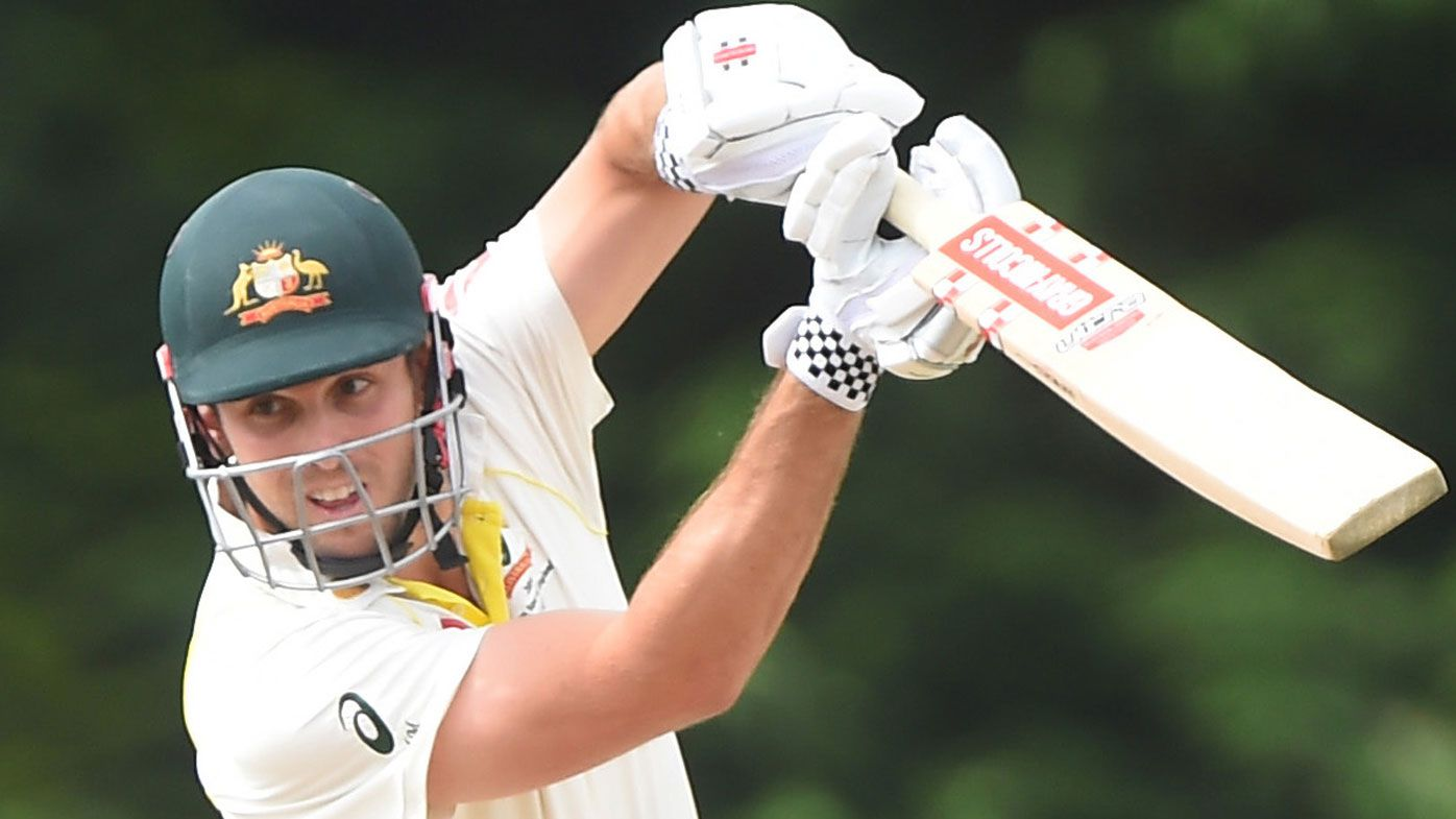Mitchell Marsh permanently damaged wrist by punching wall after dismissal
