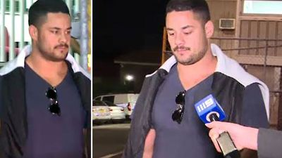 Jarryd Hayne granted bail after sex assault charge