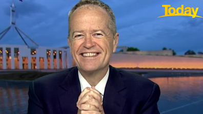 "Bill Shorten said he is ""wrapped"" restrictions are easing and praised the hard work of Melbournians."