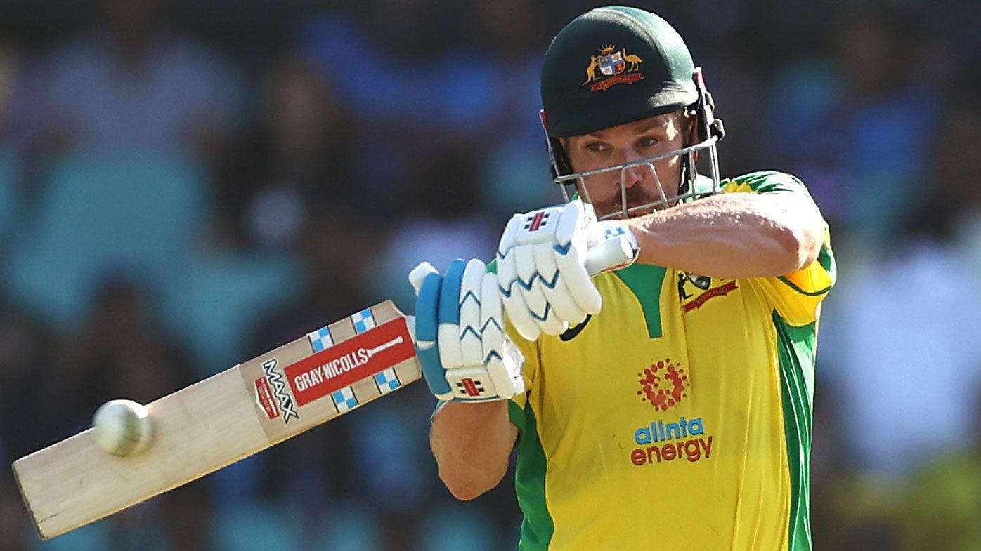 Aaron Finch's Australian limited-overs captaincy under pressure, Michael Clarke says