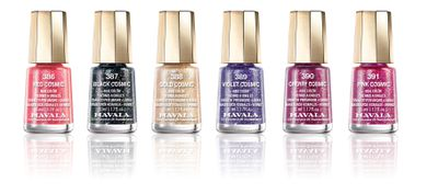 "<a href=""https://www.mavala.com.au/color/"" target=""_blank"">Mavala Cosmic Collection Mini Colours, $8.50.</a>"