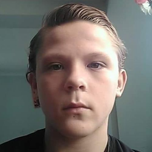 This picture of Aiden Braumann, who died while swimming at Cedar Creek Falls yesterday, was posted online by his mother