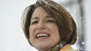 Amy Klobuchar, a three-term senator from Minnesota, has joined the growing group of Democrats jostling to be US president.