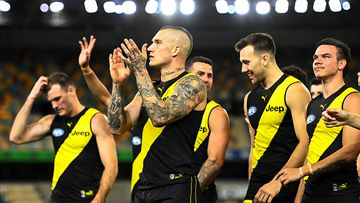 Weird reality of AFL's crazy season hits home on 'Grand Final eve'