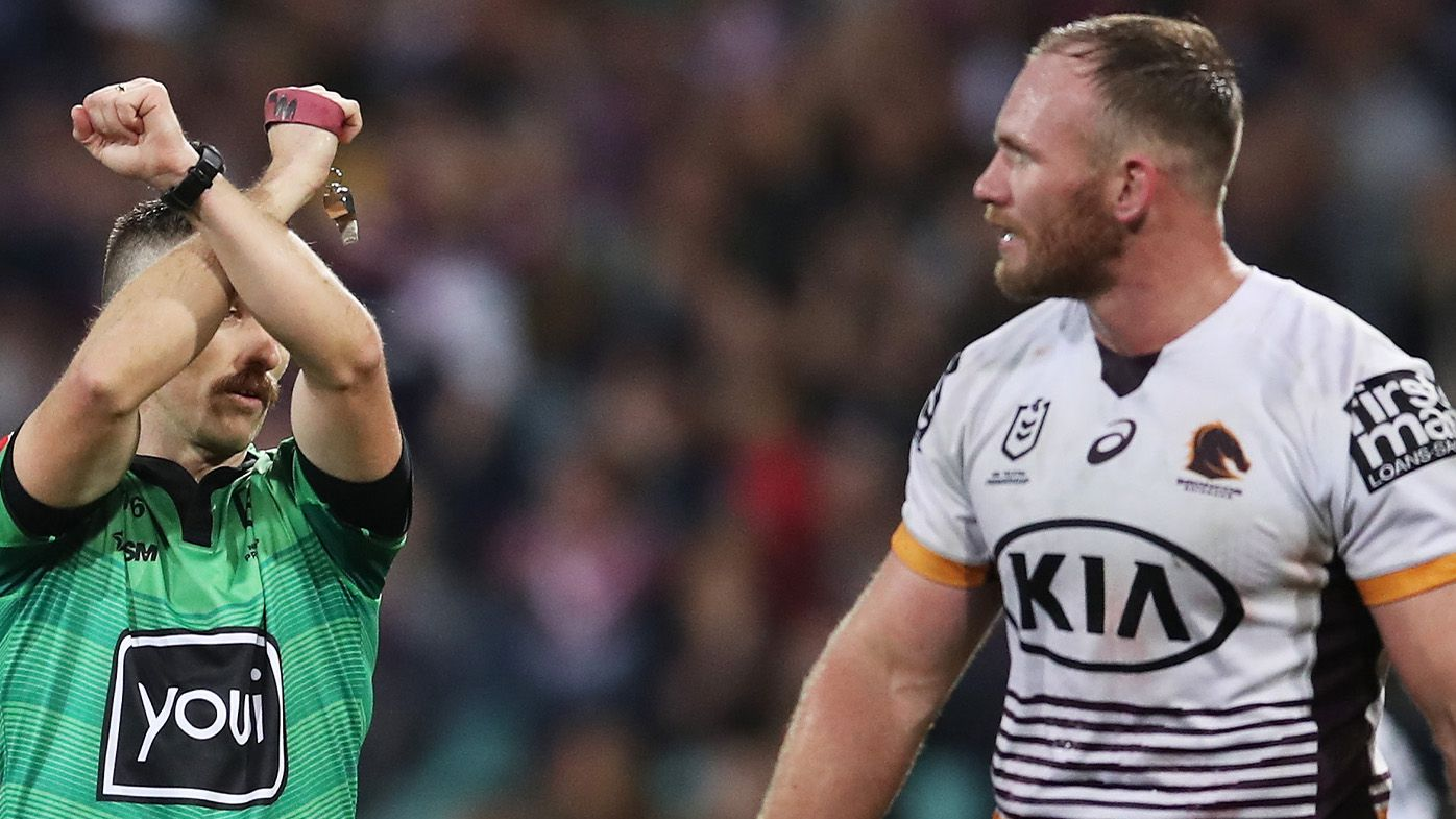 ARLC boss Peter V'landys concedes he could have acted differently over high-shot crackdown
