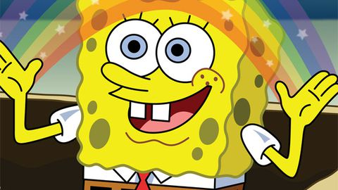 SpongeBob SquarePants has a mushroom named after him