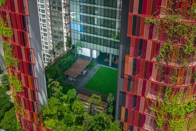 <strong>Best tall building worldwide:Oasia Hotel Downtown, Singapore</strong>