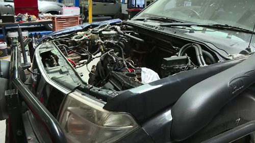 Mr Furse said the dealer claimed the car was in great condition.