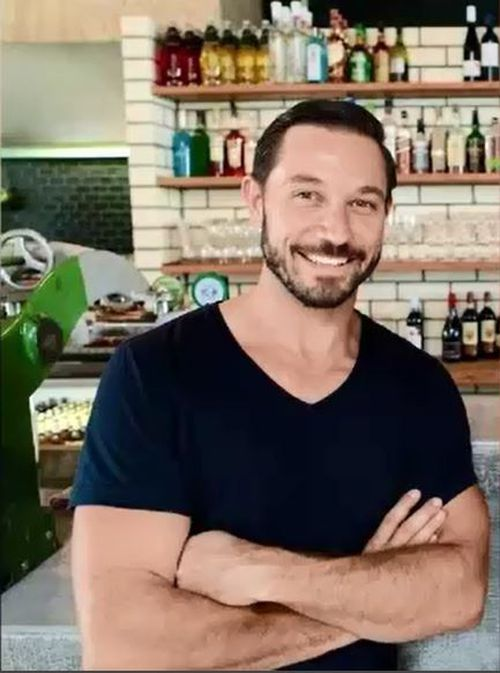 Silverchair bassist Chris Joannou opened The Edwards Bar in 2014, converting it from the laundromat it formerly was. Picture: Supplied.
