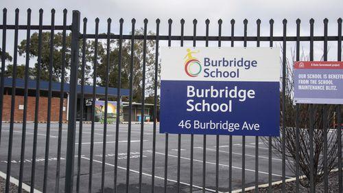 A school in Perth which is under alert.
