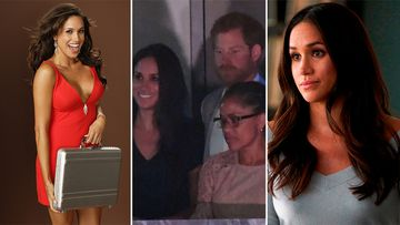 From LA to Buckingham Palace, the Meghan Markle story